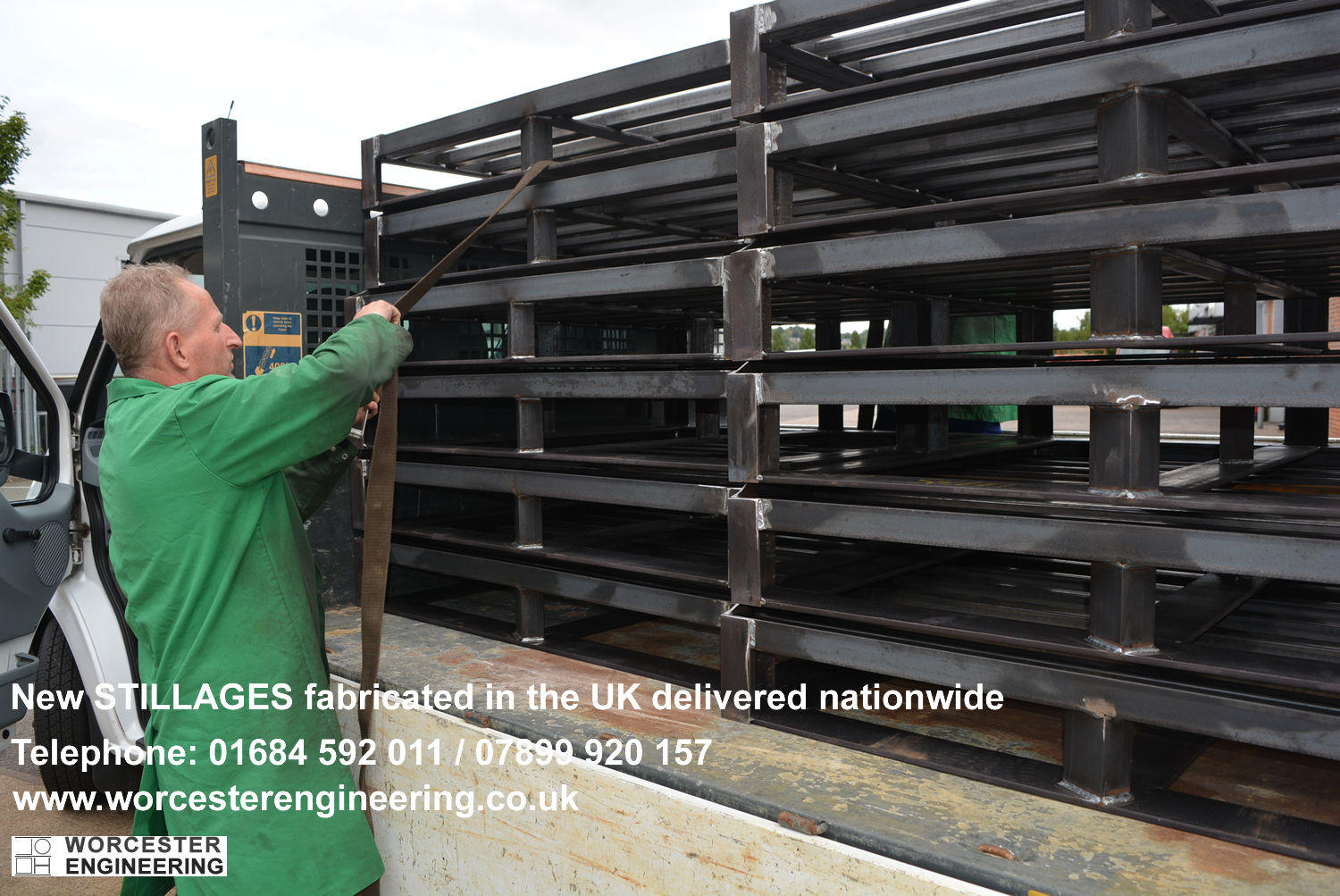 STILLAGE MANUFACTURER